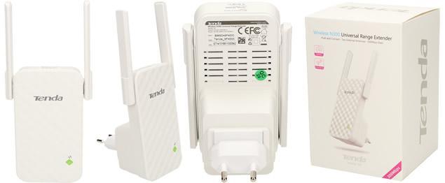 Zesilovač WiFi sítě Tenda model A9